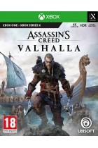 Assassins Creed Valhalla Standard Edition (Xbox One/Series X)