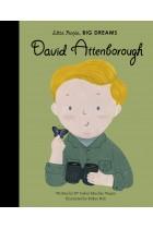 David Attenborough (40) (Little People, BIG DREAMS)