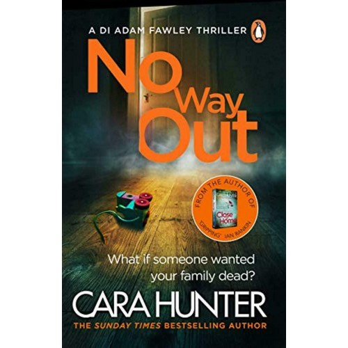 No Way Out (DI Fawley Thriller 3) Book by Cara Hunter Paperback Bestseller