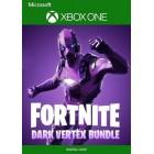 Fortnite Dark Vertex Bundle + 2,000 V-bucks Xbox One