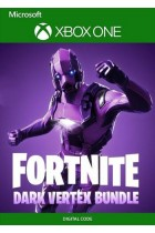 Fortnite Dark Vertex Bundle + 2,000 V-bucks Xbox One