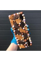 Giant Rocky Road Chocolate Bar