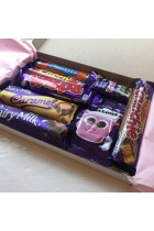 Letterbox Cadburys Chocolate Gift Box
