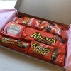 Letterbox Reeses Chocolate Gift Box
