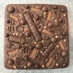 Caramel Crunch Chocolate Slab