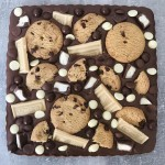 Cookies & Caramac Chocolate Slab