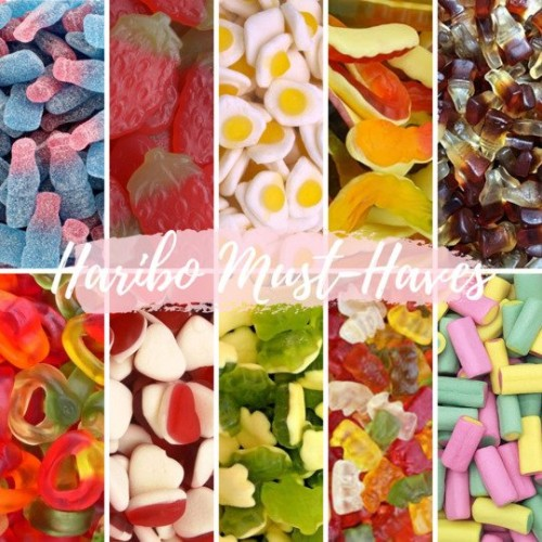 Haribo Must Haves