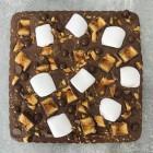Honeycomb Smores Chocolate Slab