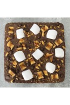 Honeycomb Smores Chocolate Slab