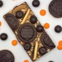 Jaffa Cake Chocolate Bar