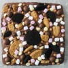 Rocky Road Chocolate Slab