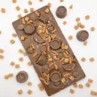 RAFFLE WIN A Salted Caramel Chocolate Bar 70p a Number