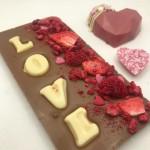 Love Berries Chocolate Bar