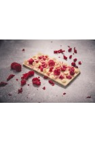 White Raspberry Chocolate Bar