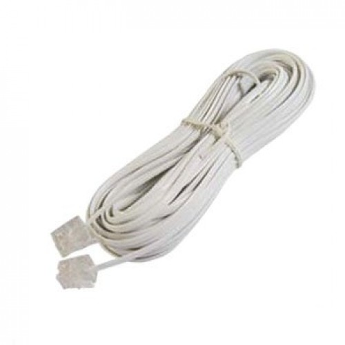 25 Meters RJ11 US to RJ11 US ADSL Cable