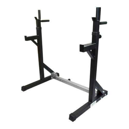Komodo Adjustable Squat Rack with Dip Bars