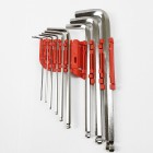 Tekbox 9 Piece Extra Long Allen Key Set