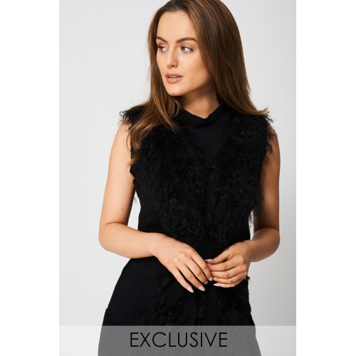 Exclusive Collection Black Cardigan