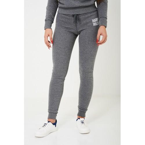 Harry Wilde Logo Sweatpants In Grey