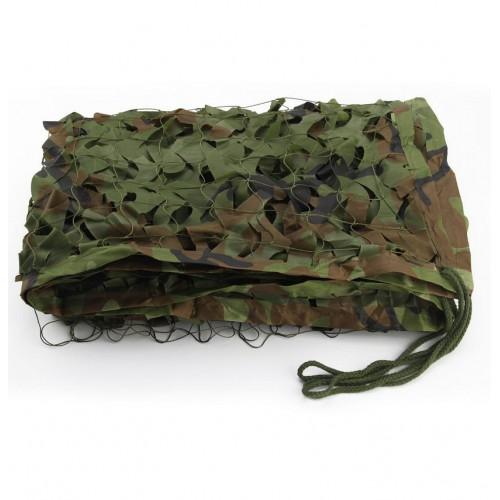 5m x 1.5m Camouflage Net