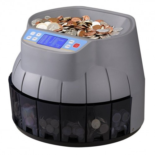 Coin Counter and Sorting Machine - New 1 Pound Coin Suitable