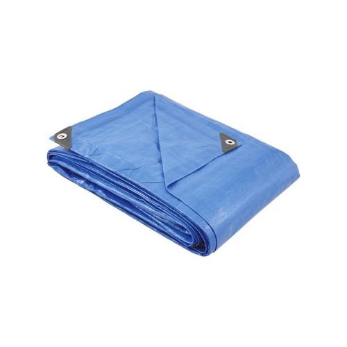 Tekbox 1.2m x 1.8m Tarpaulin Ground Sheet