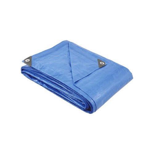 Tekbox 2.4m x 3m Tarpaulin Ground Sheet