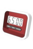 Tekbox Magnetic Kitchen Timer - Red