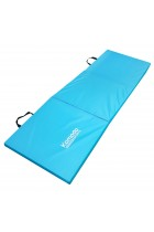 Komodo Tri Folding Gym Mat Light Blue