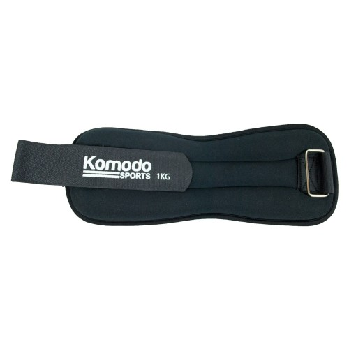 Komodo Neoprene Ankle Weights - 2kg