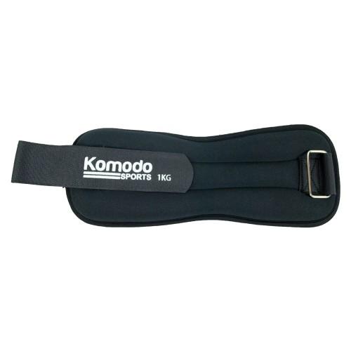 Komodo Neoprene Ankle Weights - 1kg