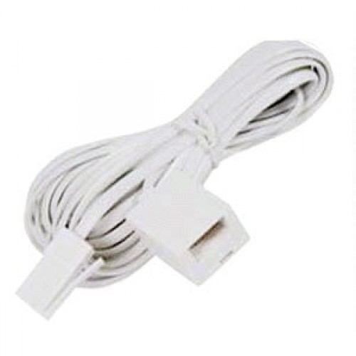5 Metre UK Telephone Male to Female Extension Cable