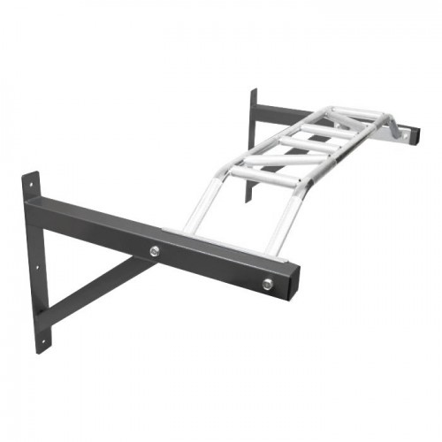 Komodo Wall Mounted Pull Up Bar Grey