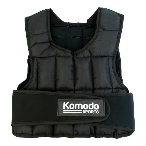 Komodo 15KG Weigthed Vest