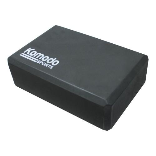 Komodo Yoga Block X2 - Black