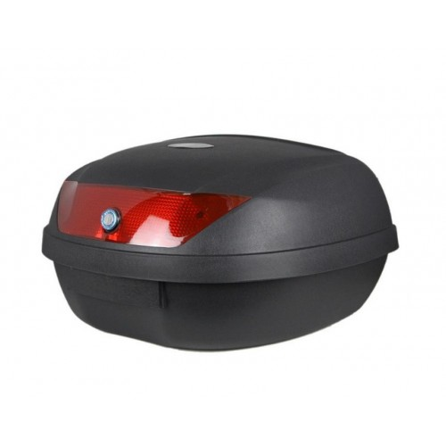 52L Motorcycle Top Box - Fits 2 Helmets