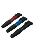 Mini Bicycle Pump - Red