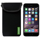 Komodo Apple iPhone X Black Neoprene Phone Pouch