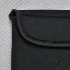 Komodo Samsung Galaxy S8 Plus + Black Neoprene Phone Pouch