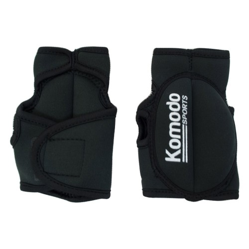 Komodo 1kg (2 x 0.5kg) Weighted Gloves