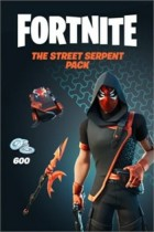 Fortnite - The Street Serpent Pack Xbox One