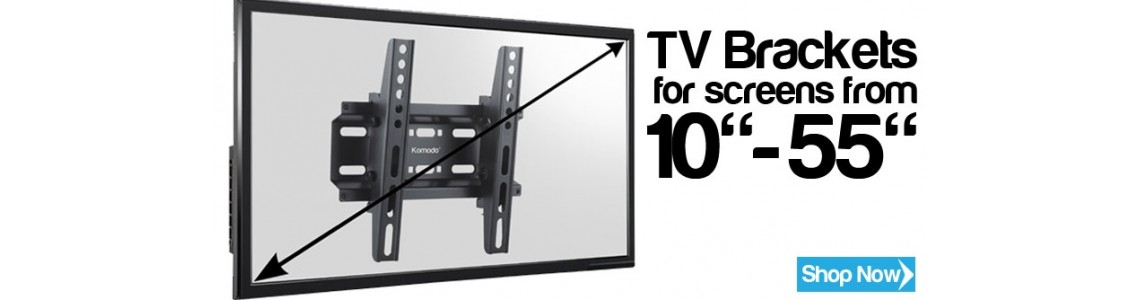 TV Mounts and Brackets