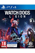 Watch Dogs Legion Standard Edition (PS4)