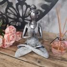Yoga Lady Figure, Yoga Lady Ornament, Yoga Lover Gift, Yoga Gift Choice Of Colours